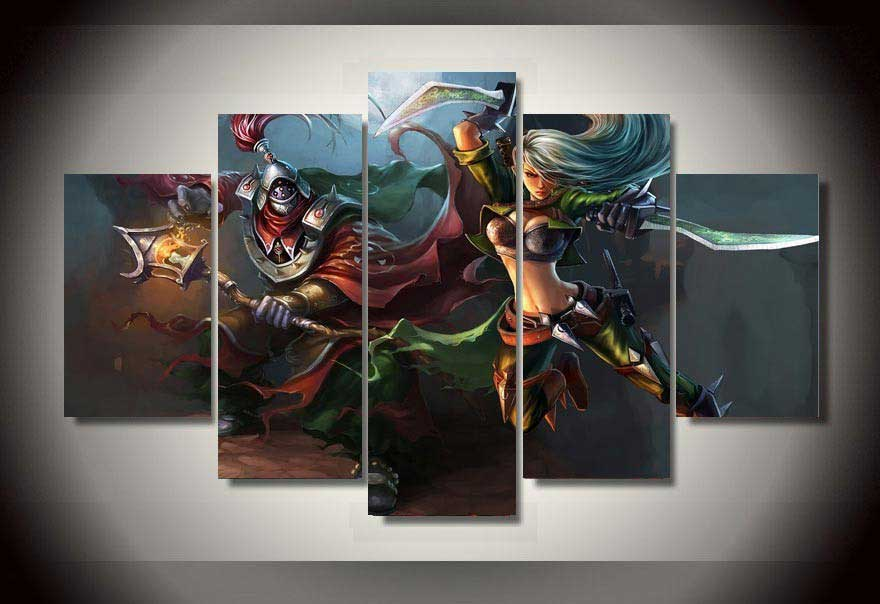 League Of Legends Posters – For The Ultimate LoL Fan