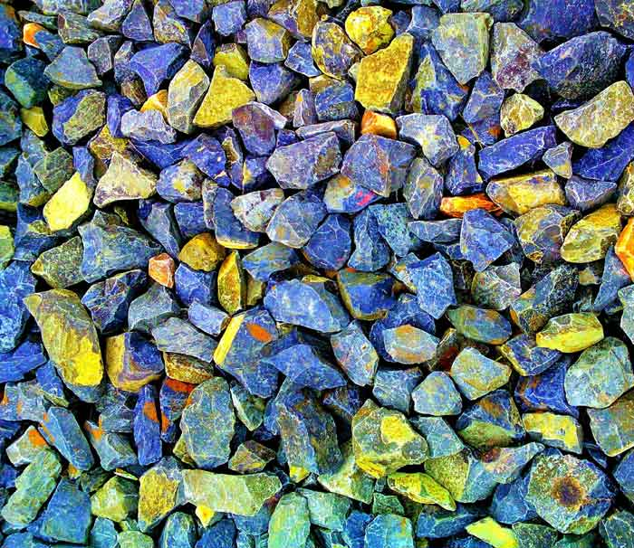 Shungite and its types