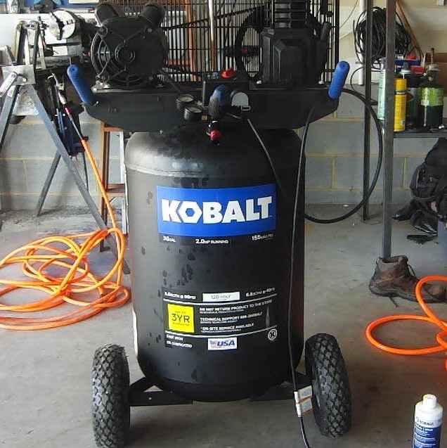 Why To Choose Kobalt Air Compressor