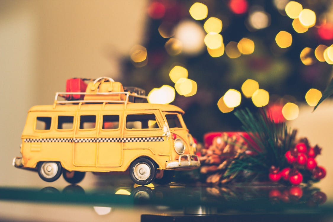 The idea of a Christmas Vacation